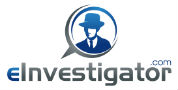 eInvestigator.com Logo