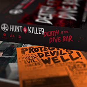 Death at the Dive Bar