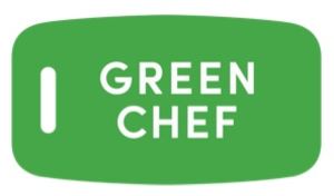 Green Chef dishes.